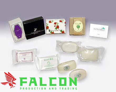 Bộ sản phẩm xà bông Falcon