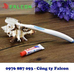 Bàn chải đánh răng khách sạn cao cấp Falcon